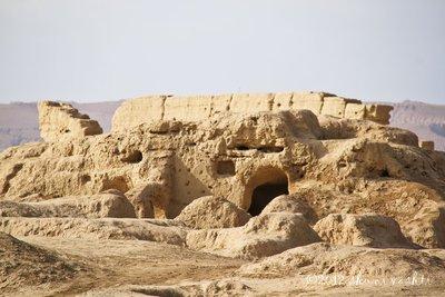 Ruins of Gaochang Ancient City