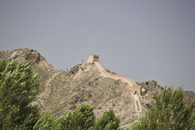 Xuanbi Overhanging Wall