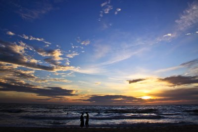 Sunset Vow