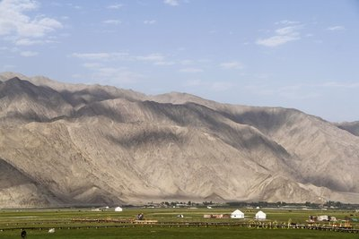 Tashkurgan Grassland