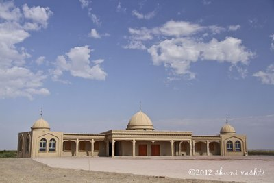 Turpan Pendi Mosque
