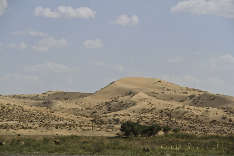 Taklamakan Desert-2