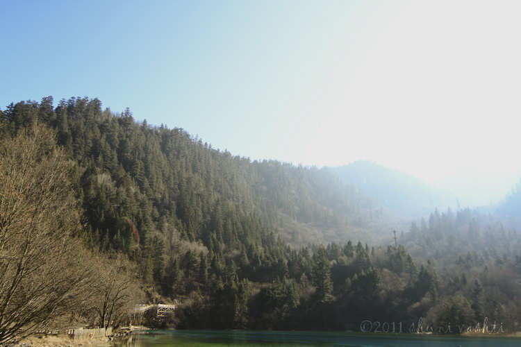 Jiuzhai Valley National Park - 3