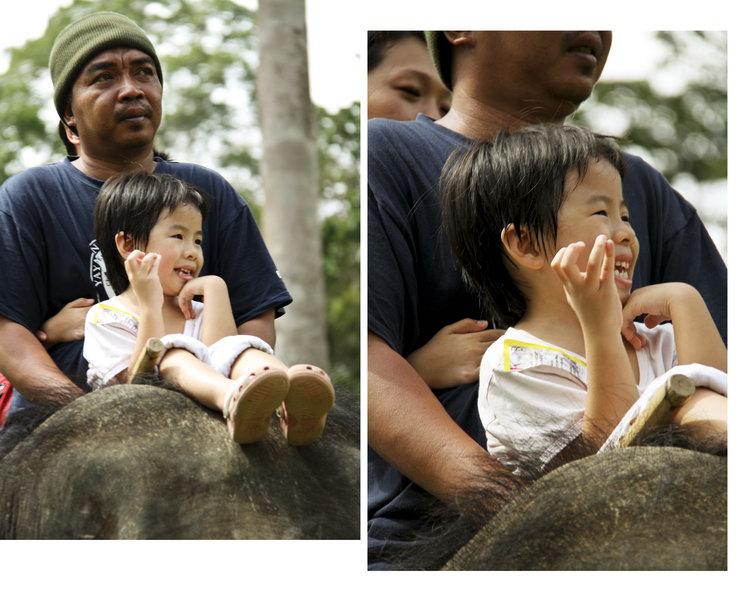 A Little One's Joy