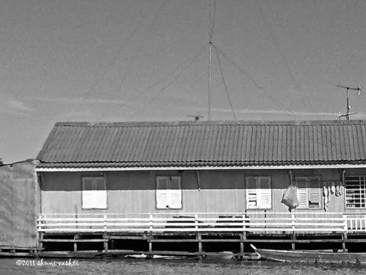 Cham Floating House
