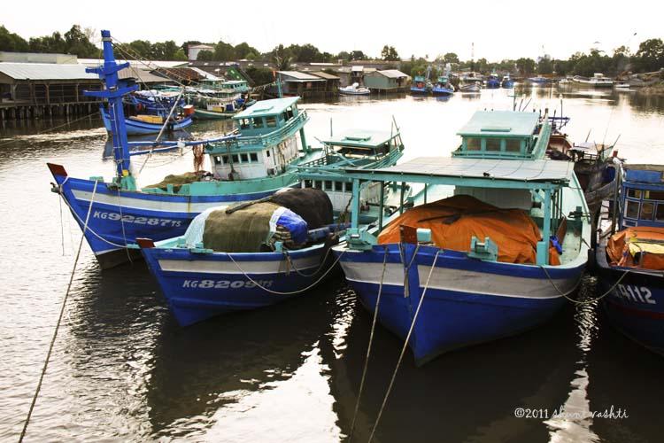 Phu Quoc Fishing Boats