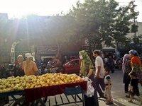 Market in Korla