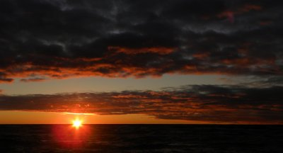 Lake Superior Sunset