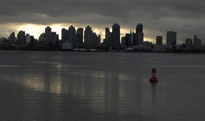 San Diego Sea Scape