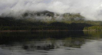 Cloud Clearing Scene