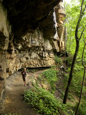 The Cliff Trails of West Virginia