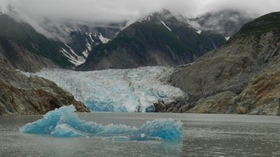 The Sawyer Glacier