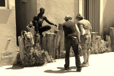 Spider-Man Meets the Slack Jawed Yokels