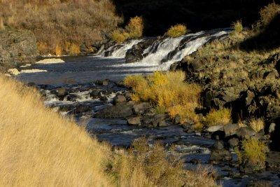Upper Falls in Sunlight