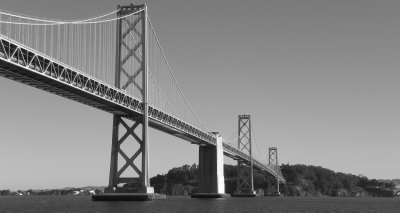 The Bay Bridge Span