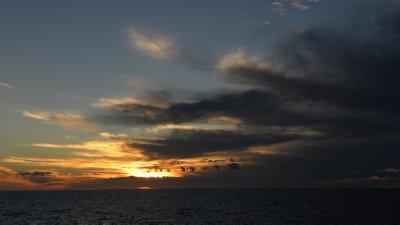 Baja Ocean Sunset