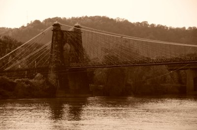 Bridge Over The Ohio River
