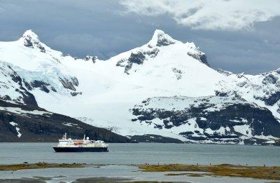 King Haakon Bay