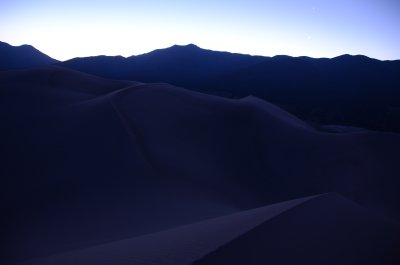 Pre Dawn on the Dunes