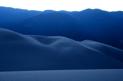 Blue Dunes