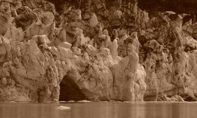 The Reid Glacier