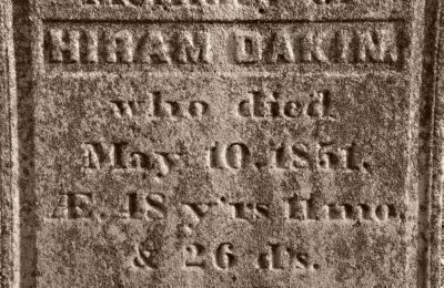 Hiram&#39;s Grave