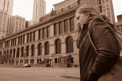 Trekking Around Chicago