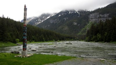 The Chilkoot River