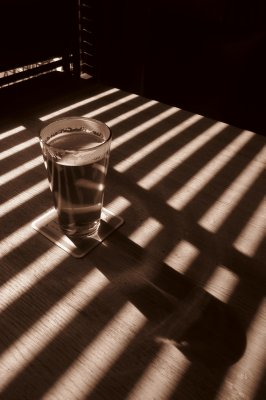 Beer in Shadow