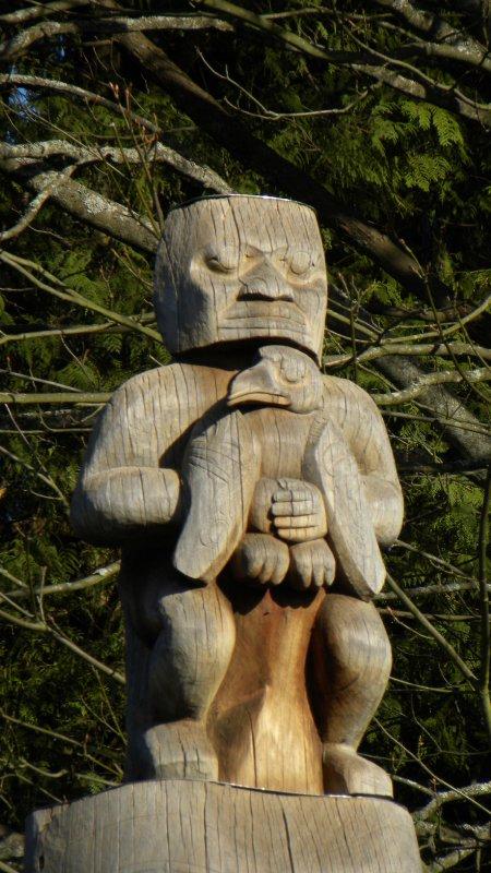 Totem Pole Artistry