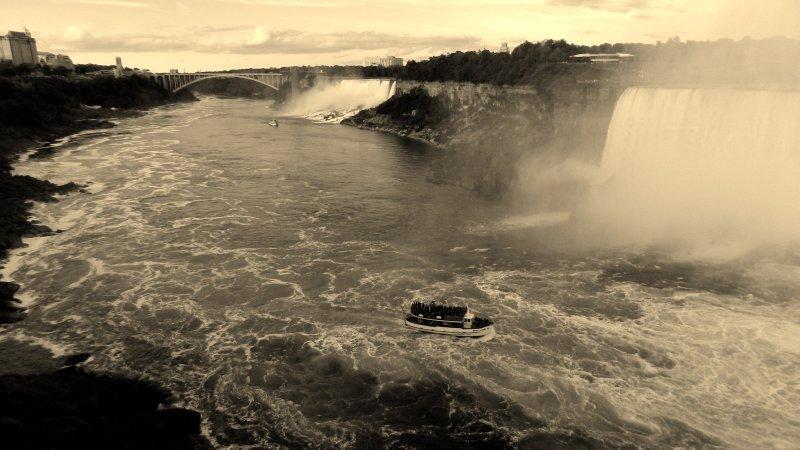 Niagara Falls Gorge