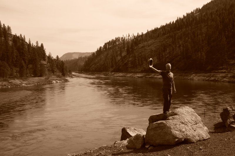 On the Clearwater River