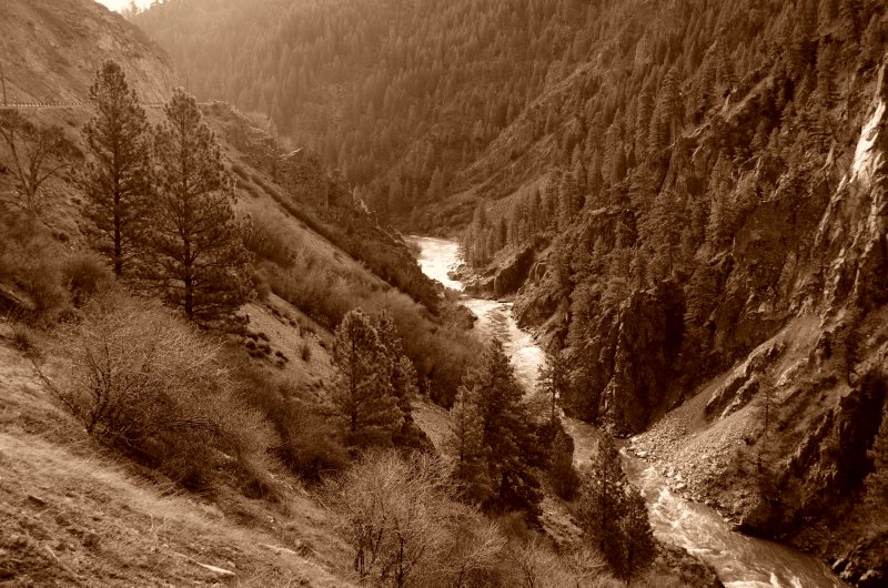 The Middle Fork of the Payette
