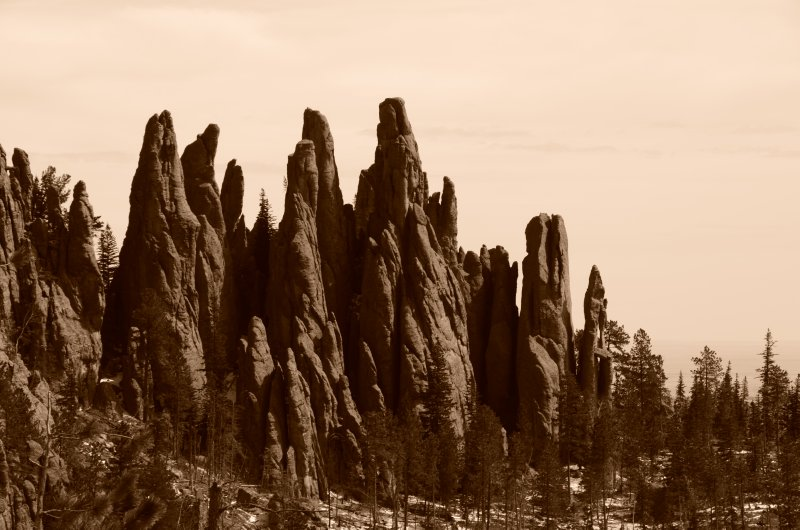 Divine Rock Formations