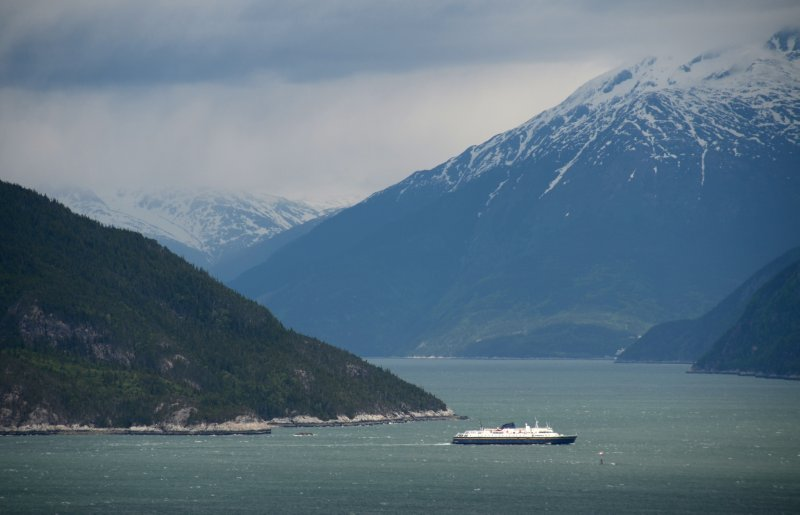 The Ferry on the Lynn Canal
