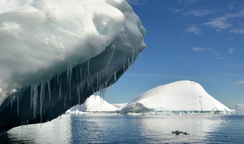 Icicles and Icebergs