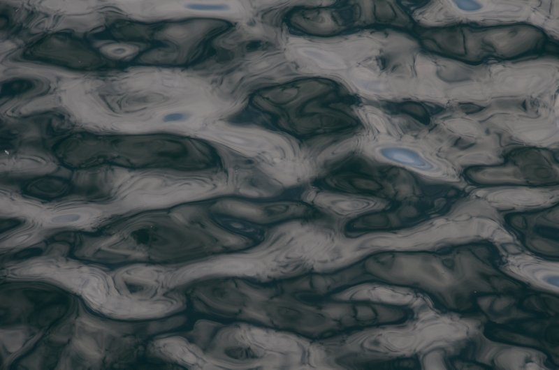 Patterned Water