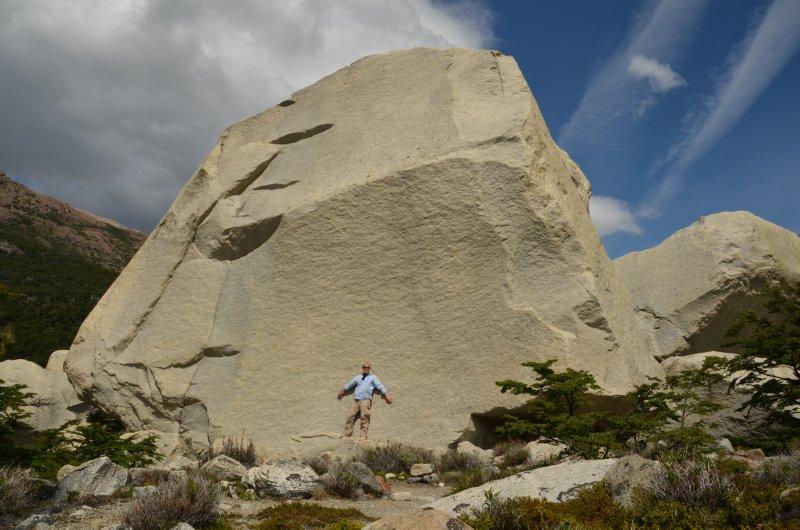 Massive Boulders