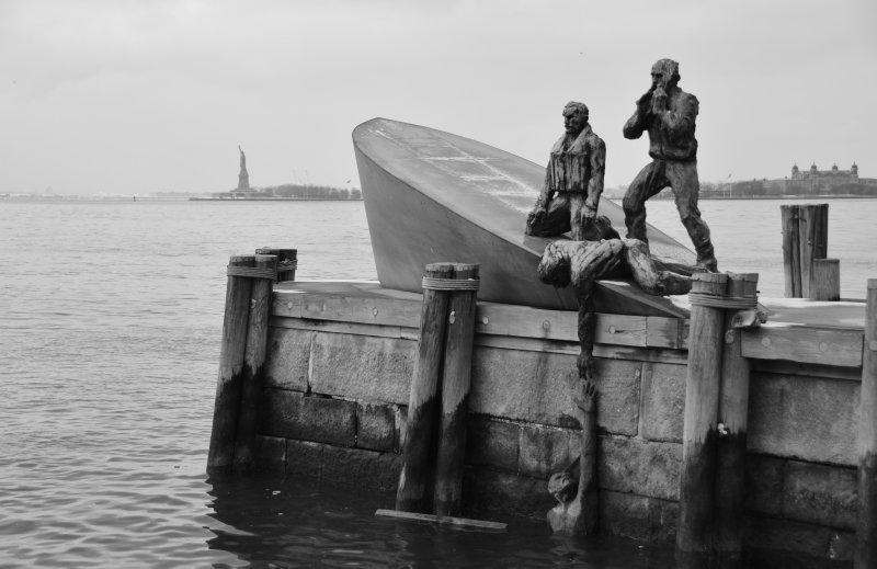 The Merchant Marine Memorial