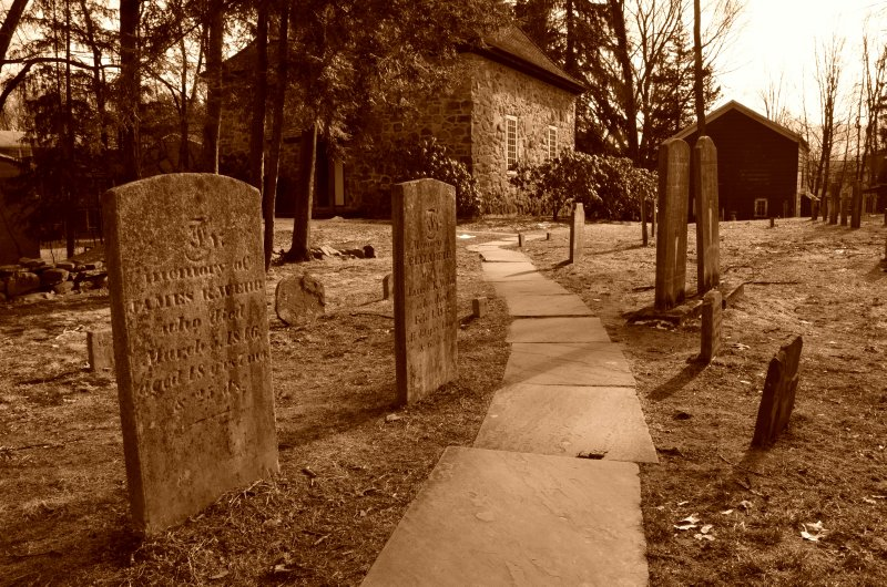 Church Burying Grounds