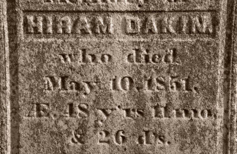 Hiram's Grave