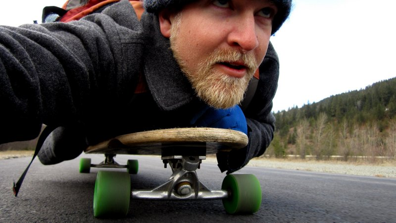 New Perspective Longboarding