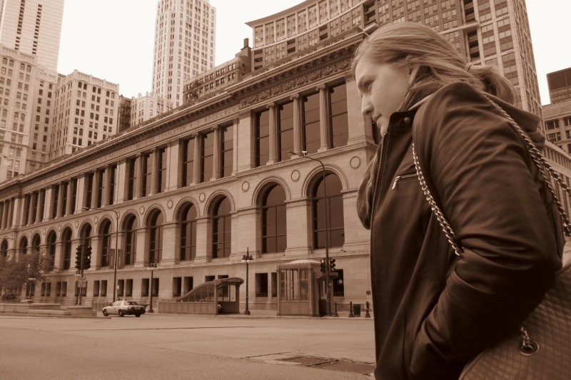 Trekking Around Chicago