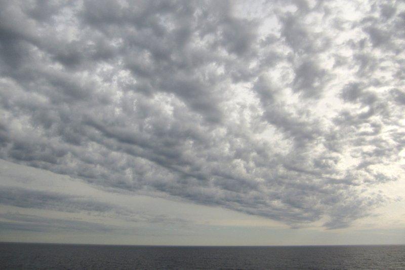 Clouds over Lake Superior