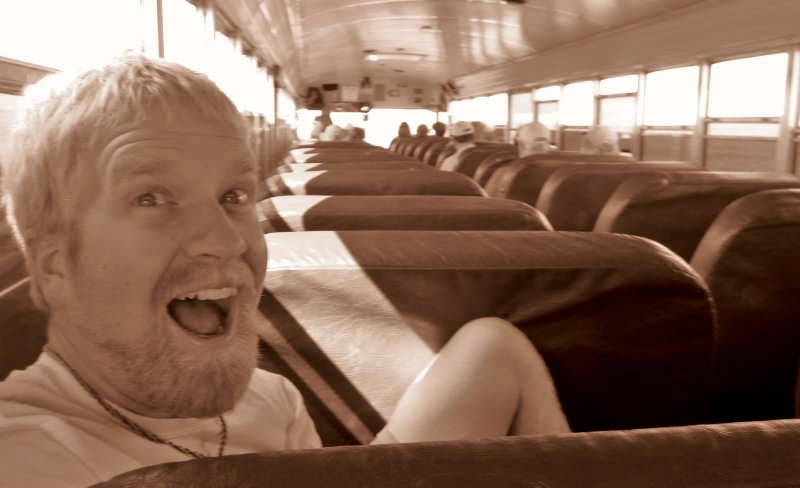 On The Bus