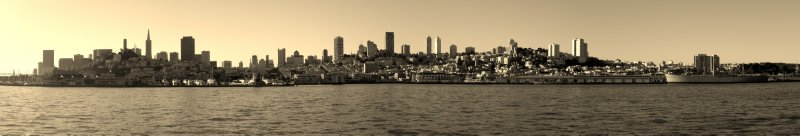 San Francisco City Scape