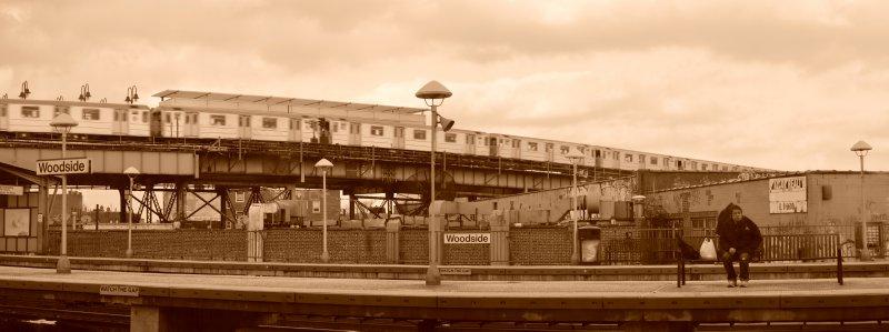 Woodside Station