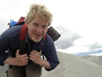 Sherpa Tom on Foot
