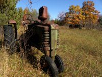 The Old Tractors