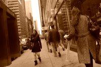 New York Street Scene 1